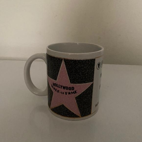 Hollywood WALK OF FAME coffee cup mug tea